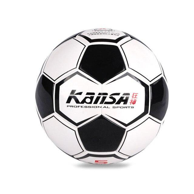 bb50938230 Marca de Fútbol Para Adultos Bola de LA PU Tamaño 5 Bola Competición .