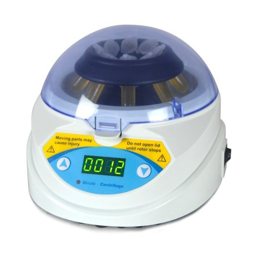 MINI-10K Micro Laboratory 10000RPM Centrifuge LED Display Micro Centrifugal Time Setting