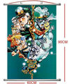 Home Decor Japanese Wall poster Scroll Jojo JoJo's Bizarre Adventure Whole New