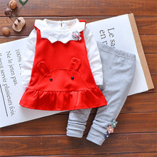 Фотография Baby Clothing Sets girls 3 piece outfit For Girl Children