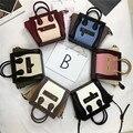 3 Size Classic Smiley Bags Hit Color Trapeze Handbags Women Famous Brands Swing Messenger Top Handle Bag Shoulder Crossbody Sac