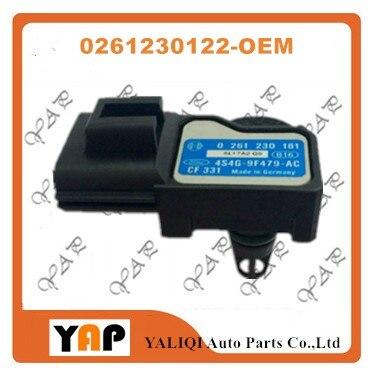 Inlet And Pressurized Pressure Sensor FOR FITMAZDA MAZDA3 5 6 CX-7 MX-5 1.8L 2.0L L4 0261230122 4S4G-9F479-AB 2000-2012