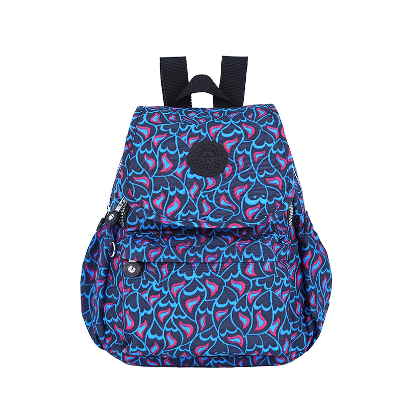 Ladies Vogue Backpack Lightweight Durable Medium Backpack 82VF01