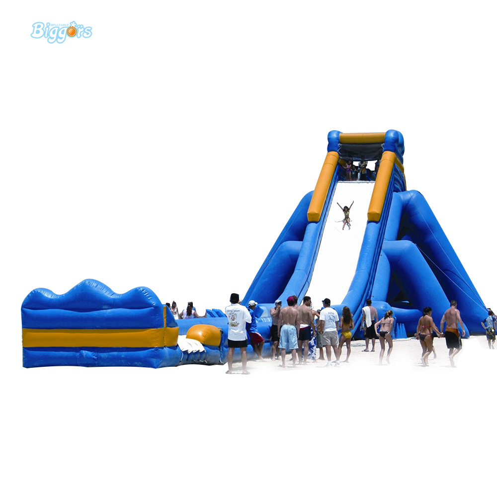 Inflatable Water Slide Mandurah: Free Sea Shipping To Port Large Inflatable Slide Giant