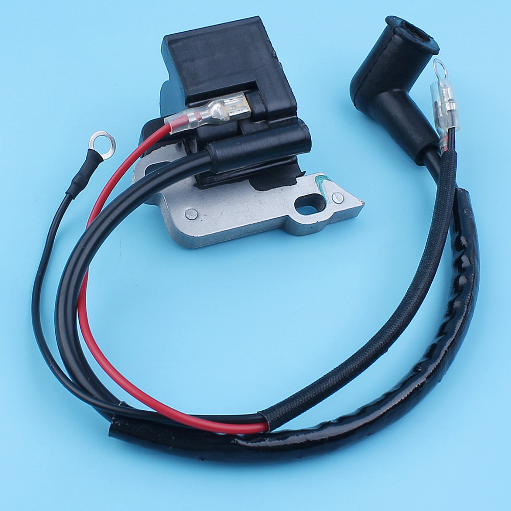 Ignition Coil For <font><b>McCULLOCH</b></font> MAC 320, MAC 4-20XT,MAC 3-14XT,MAC CAT <font><b>335</b></font>,435,436,440,441, M3416N,M3414 Jonsered CS2137 #530039167 image