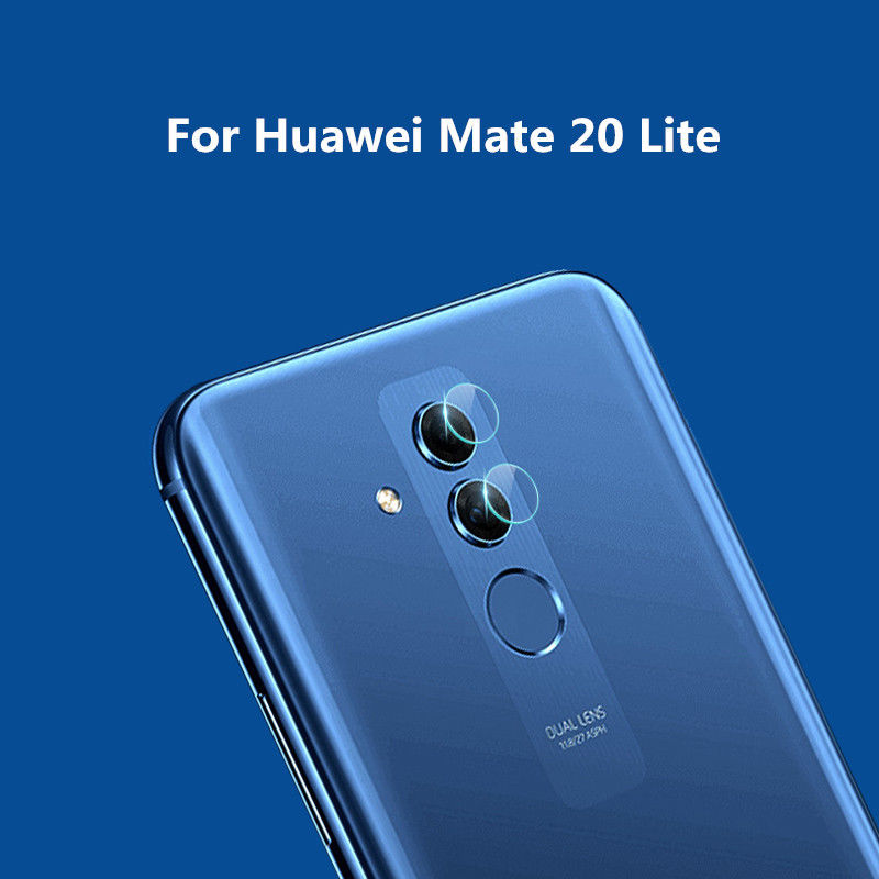 Akcoo 2 Pieces Camera Len Film for Huawei Mate 20 screen protector easy instal lens protector for huawei mate 20 pro lite X film 9