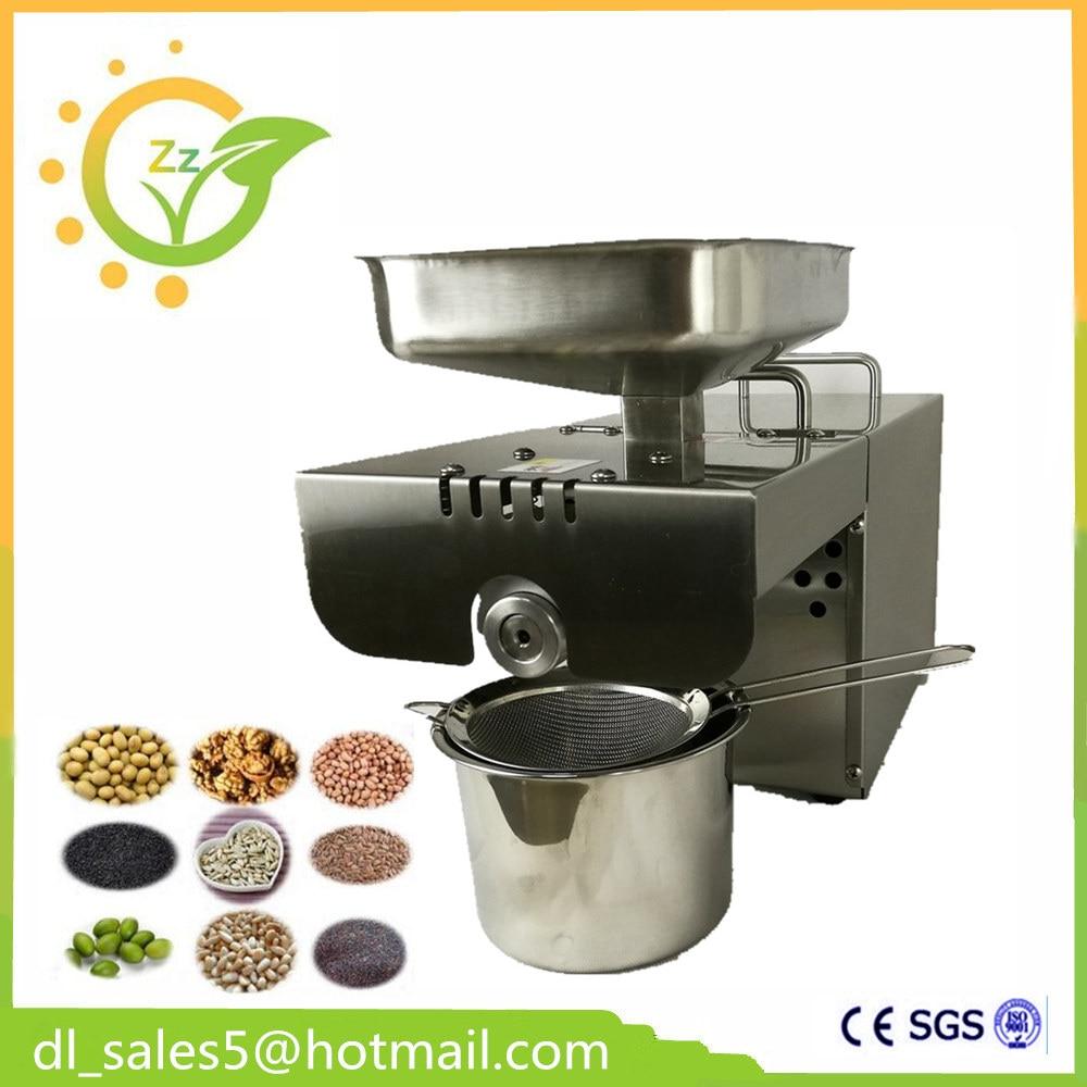 Household Oil font b press b font font b machine b font for peanuts walnuts almonds