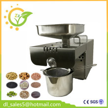 Household Oil press machine for peanuts/walnuts/almonds with heating 350W Peanut Oil pressers 220V