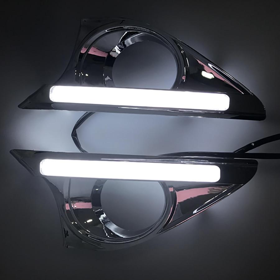 нове світлодіодне світло DRL для Toyota - Автомобільні фари - фото 5