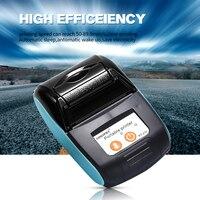Livre app 58mm 2 polegada mini táxi bluetooth impressora térmica mini recibo bilhete impressora portátil para android ios telefone sdk livre|Impressoras| |  -