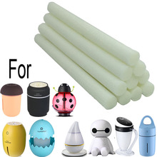 Humidifier filter, Sponges Refill Sticks Filter Wick for Car Ladybug Humidifier lemon Egg Cups Humidifier Aroma Diffuser