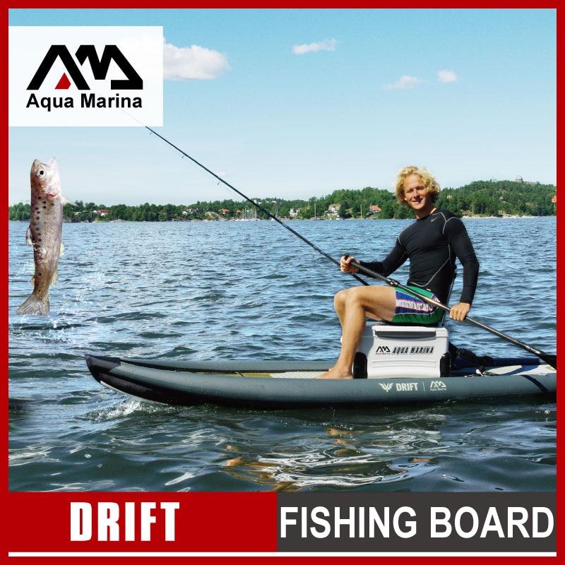 AQUA MARINA 330 * 97 * 15 cm-es DRIFT felfújható fedélzeti - Vízi sportok - Fénykép 2