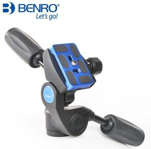 Image 2 - Benro HD1A  HD2A HD3A  3 Way Head With Quick Release Plate