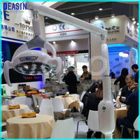 Dental lamp with Sensor Oral Light Lamp 9 LEDs 28 W for Dental Unit Chair implant surgery lamp shadeless