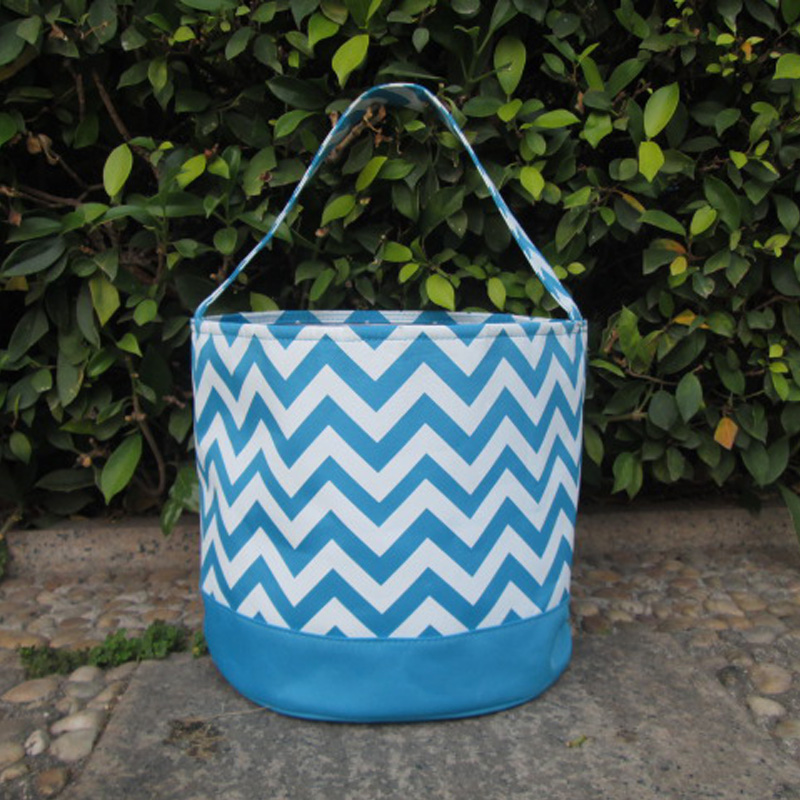 Venta al por mayor Blanks DOMIL Chevron Easter Baskets Diseño - Bolsos - foto 6