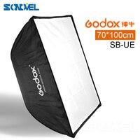 Godox SB UE Professional 70 x 100cm / 28'' * 39'' with Portable Octagonal Umbrella Softbox with Bowens Mount for Speedlite