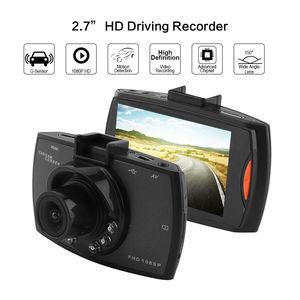 Car DVR Camera Full HD 1080P 140 Degree Dashcam Video Registrars for Cars Night Vision G-Sensor Dash Cam(China)