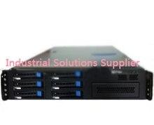 2u 6 hot pluggabel computer case nvr server computer case hd guoxin GX2006-660-B NEW