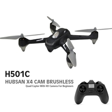 Hubsan X4 H501C Brushless font b Drone b font With 1080P HD Camera GPS Altitude Hold