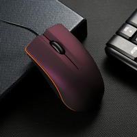 Mini M20 Wired Mouse 1200DPI Optical USB 2.0 Pro Gaming Mouse Optical Mice Frosted Surface For Computer PC Laptop Mice     -