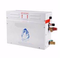 New 9KW 220 240V Steam Generator Sauna Bath SPA Shower With ST 135M Controller Free Shipping
