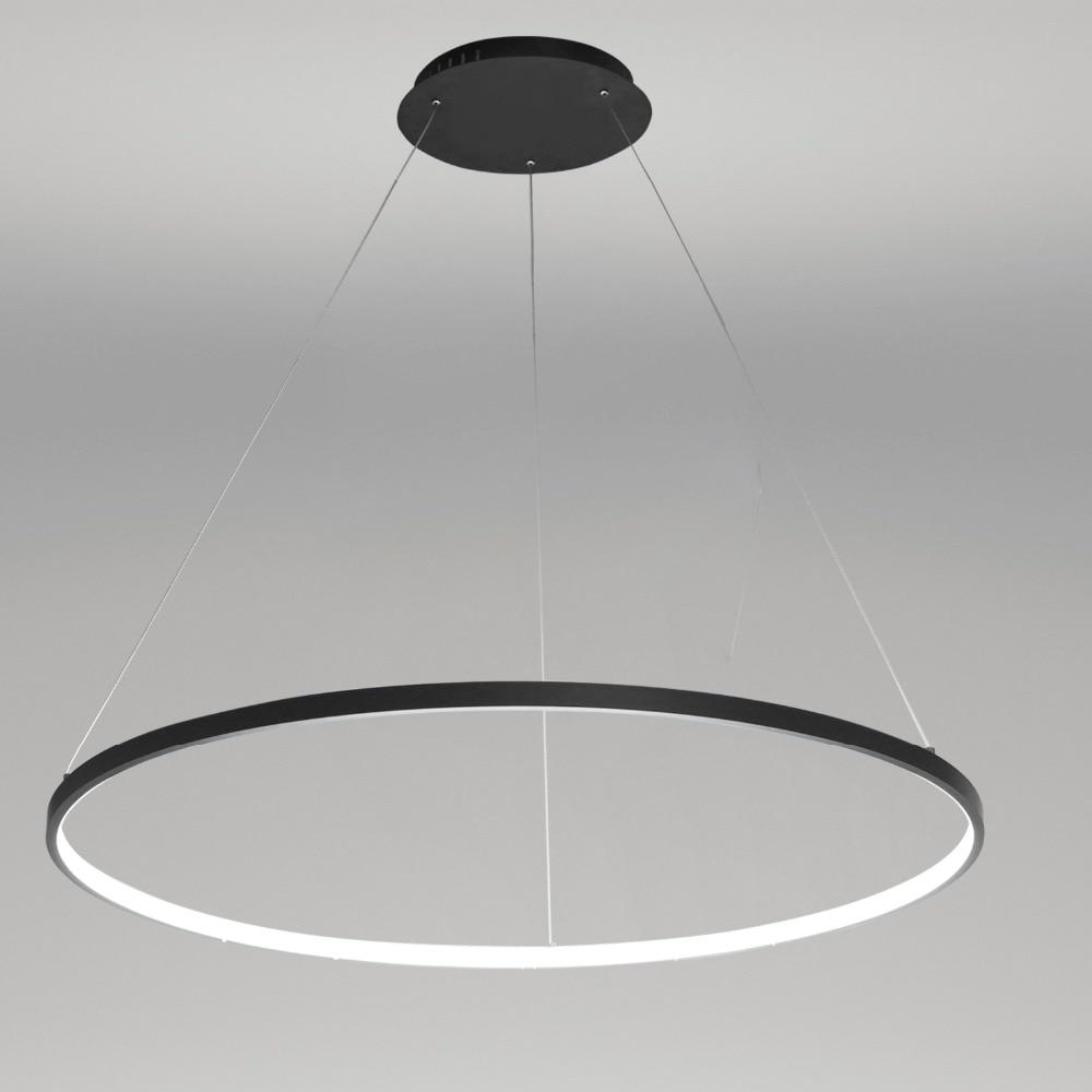 Ecolight Free shipping Led Pendant Light Modern Design/ LED Ring/ 220V~240/100~120V/Special for office,Showroom,LivingRoom