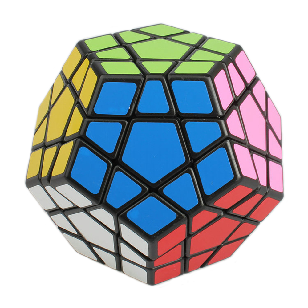 Shengshou 65mm Plastic Puzzle Game Speed ​​Magic Cube Juguetes educativos para niños Niños
