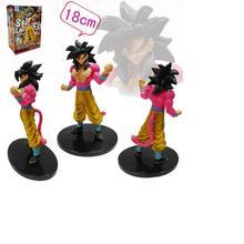 18CM Anime Dragon Ball Z Super Saiyan Action & Toy Figures Toys for Children