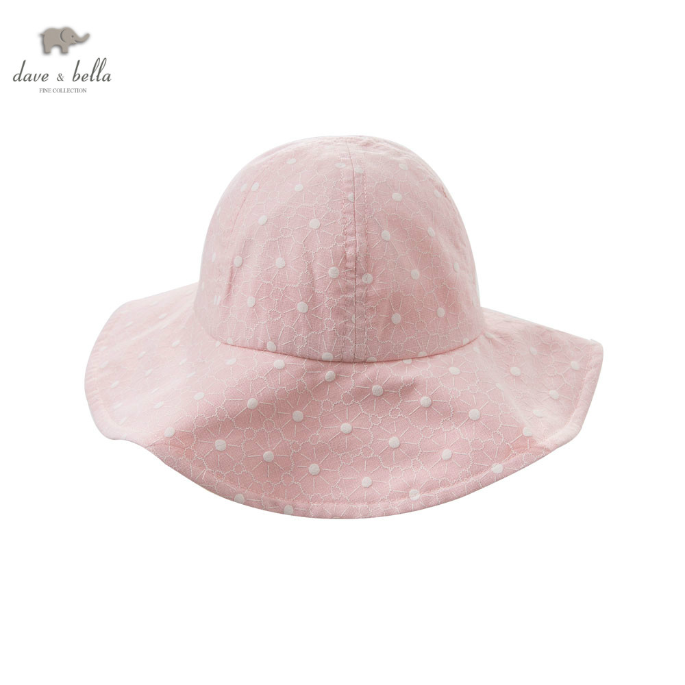 b5a1d174c53e0 DB5273 dave bella summer baby girls jasmine printed hat girls flower bucket  hat floral bucket pink hat-in Hats   Caps from Mother   Kids on  Aliexpress.com ...