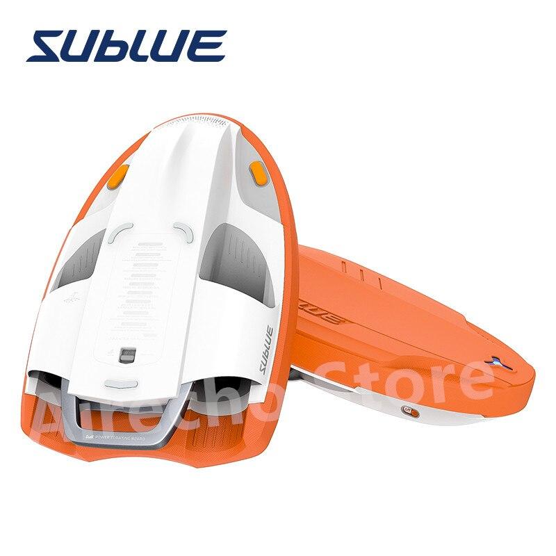 Sublue Swii planche de flottabilité électronique Scooter de natation enfants et adultes débutant équipement de natation planche de dérive flottante