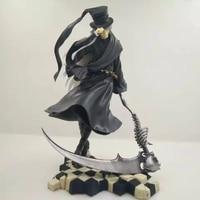 New Kotobukiya Figurine Toboso Yana Comic Anime Black Butler Book Of Circus ARTFX J Mortician 25CM