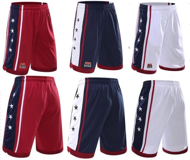 drawstring track shorts - Red Les Hommes 48V9hVXn
