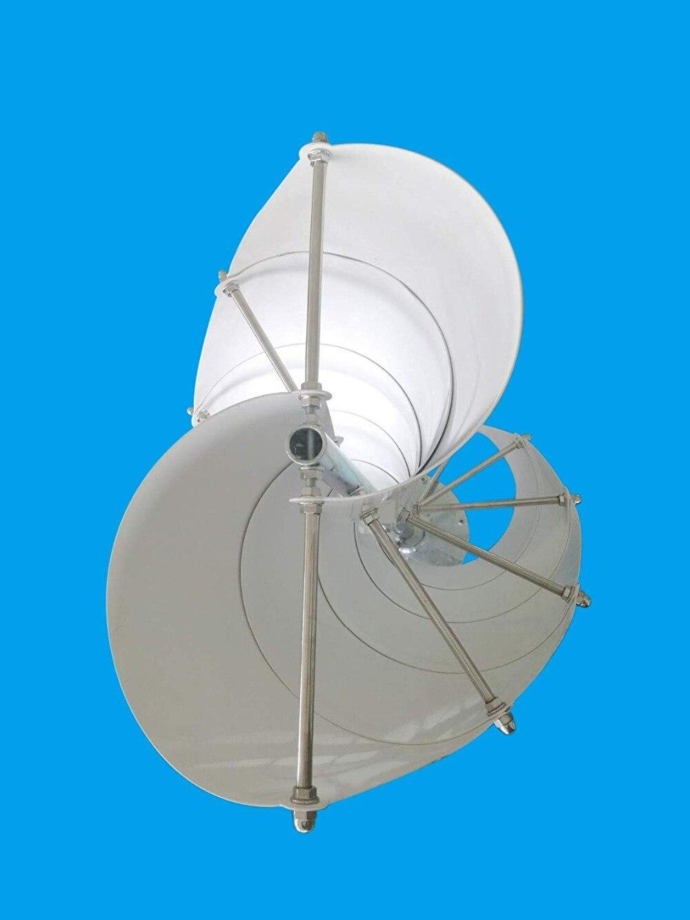 Kit de générateur d'éolienne verticale tumo-int 300 W avec contrôleur de Charge (12 V/24 V) - 3
