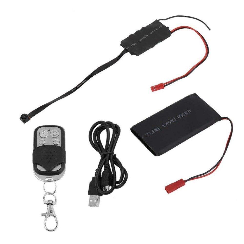 1080P Latest  2.4G Mini Camera Module Board DIY Camcorder Remote Control Home Security Mini Micro DVR Video