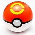 4 шт./лот 7 см Pokemon Мяч ABS Аниме Фигурки Супер Покемон Пикачу PokeBall KidsToys