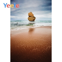 Yeele Seaside Waves VIEW Beach Landscape Photography Backgrounds Lover Wedding Camera Photographic Backdrops For Photo Studio
