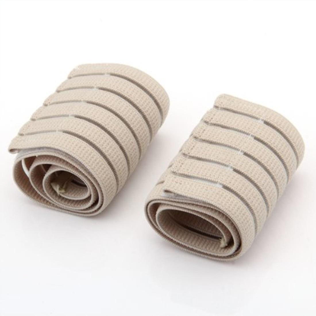 1 Pair Elastic Hand Wrist Straps Sport Wristbands Support Wrist Carpal Tunnel Wrist Brace Gym Wraps Protecter