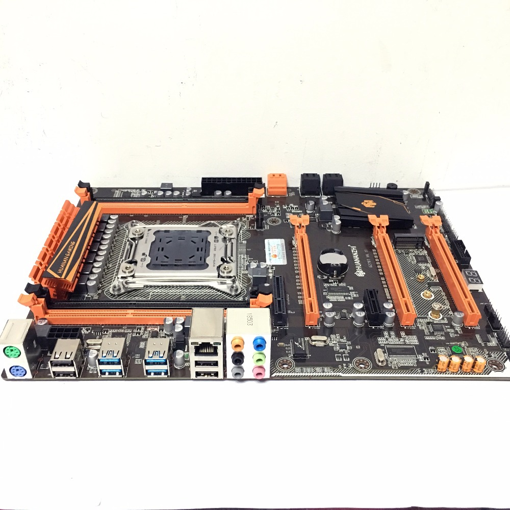 Image 3 - HUANANZHI deluxe  X79 LGA 2011 DDR3 PC   Motherboards  Computer Motherboards Suitable for server RAM desktop RAM M.2 SSD-in Motherboards from Computer & Office
