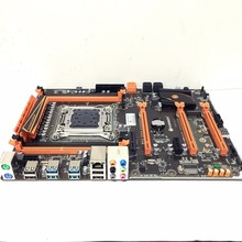 Deluxe  X79 LGA 2011 DDR3 PC Motherboards