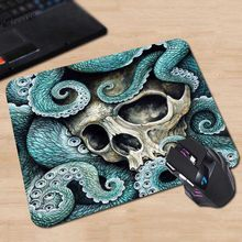 Mairuig High-quality Buy mouse pad non slip terror Skull Gaming mouse pad size 250x290x2mm /180*220*2MM/250*200*2mm(China)