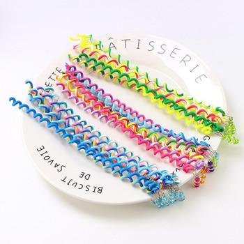 Cute Colorful Long Elastic Headbands 4