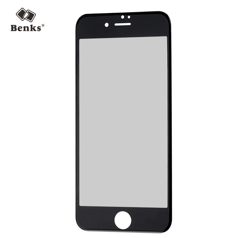 <font><b>Benks</b></font> New KR+ Pro Anti-Blue Ray <font><b>Tempered</b></font> <font><b>Glass</b></font> <font><b>Screen</b></font> Protector 3D <font><b>Curved</b></font> Pet Edge Privacy <font><b>Screen</b></font> Film <font><b>Guard</b></font> For iPhone 7