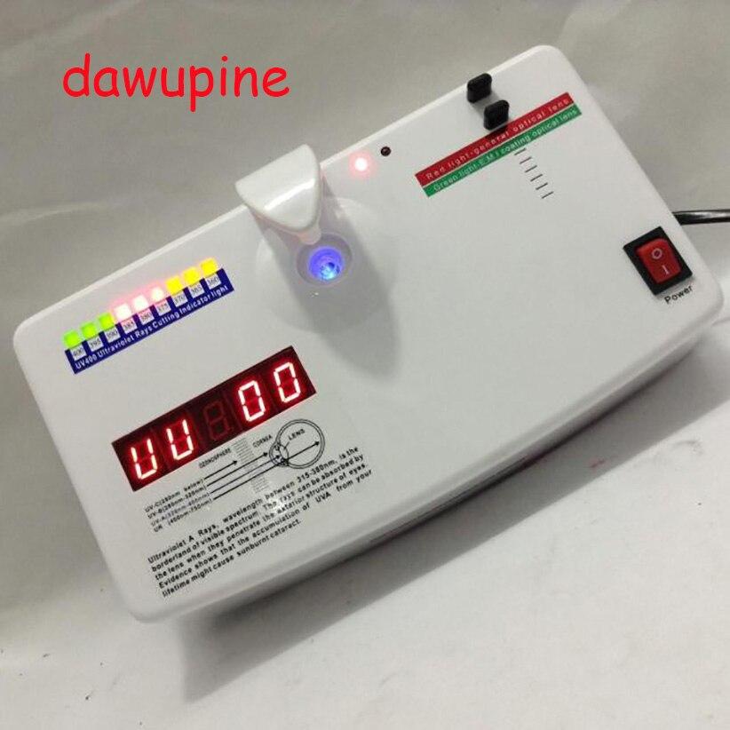 Оптические линзы анти-uv ультрафиолетовых лучей объектив Тесты er детектор УФ-измеритель UV400 Тесты