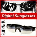 Digital glasses Audio Video Camera DV DVR Sunglasses cam Sport Camcorder Recorder  For Driving Outdoor hidden