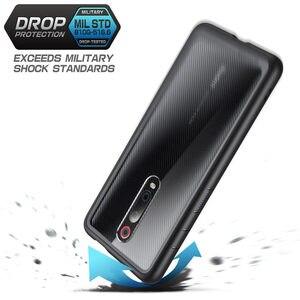 Image 4 - For Xiaomi Mi 9T Case Mi 9T Pro Case SUPCASE UB Style Anti knock Premium Hybrid Ultra Thin Protective TPU Bumper + PC Clear Case