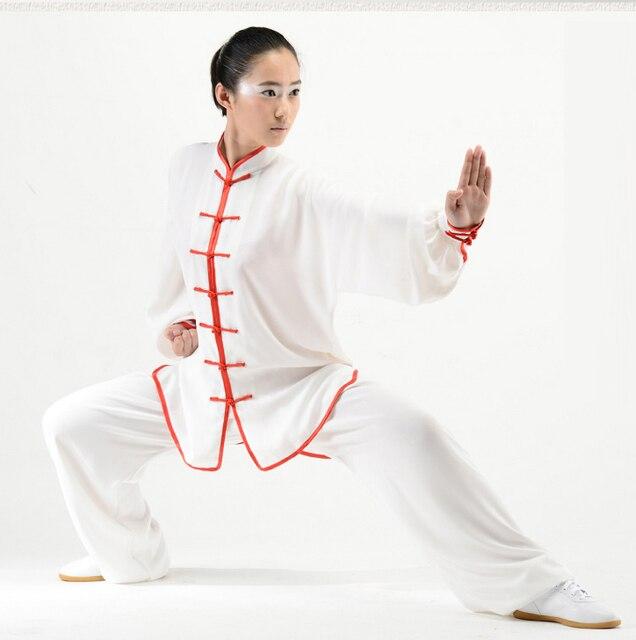 Тай-чи одежды хлопок летом дышащая абсорбент полноценно тай-чи равномерное костюм кунг-фу униформа