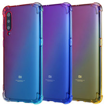 Four Angle Gasbag covers for xiaomi redmiK20 K20pro case Gradient colorful case redmi note5 note6 note7 redmi 7 7A for xiaomi 9 candy color phone case for xiaomi 8 8lite 9 9se fundas for xiaomi redmik20 k20pro case redmi4a 4x 6 6a 7 7a redmi note5 6 7 case