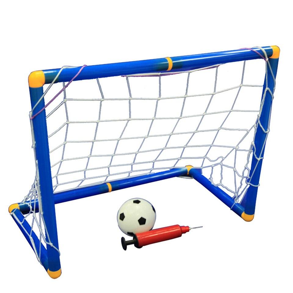 Big Size Portable Folding Children Kid Goal Football Door Set Football Gate Outdoor Indoor Toy Sports Toy