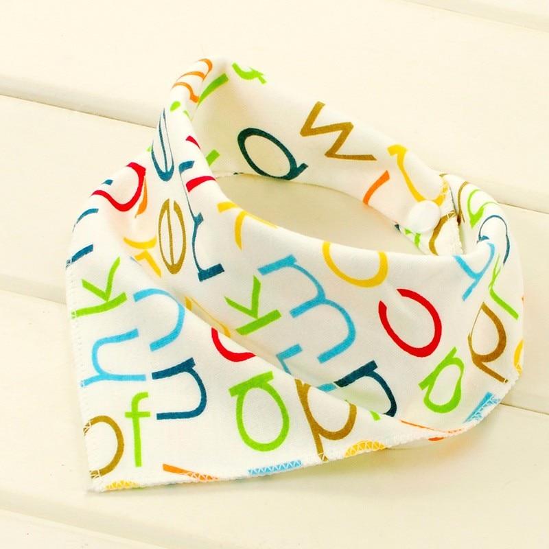 10 części / partia Śliniaczki dla niemowląt burp tkaniny Druku - Odzież dla niemowląt - Zdjęcie 3