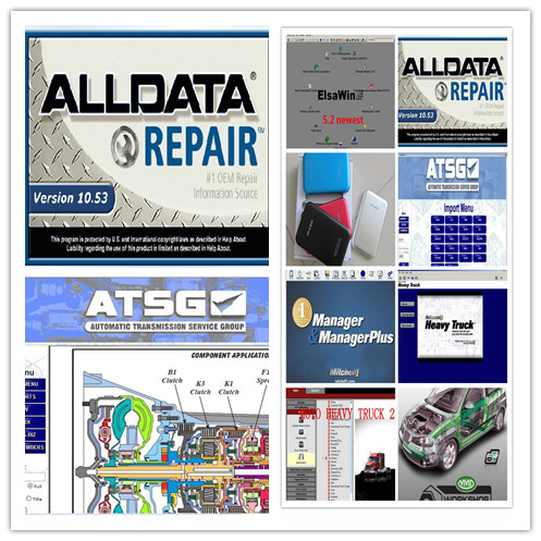 all data car repair software alldata 10.53 and mitchell on demand+ 2017 elsawin 5.2+moto heavy truck 27in1 external hdd 1tb 2017 alldata auto repair software v10 53 all data and mitchell software 2015 161g atsg moto heavy truck 4in1tb hdd